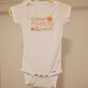 Custom Snappies | Cutest pumpkin in the patch